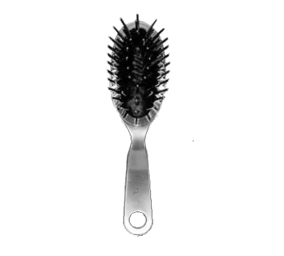 ②キューティイオンブラシ(シルバー)
